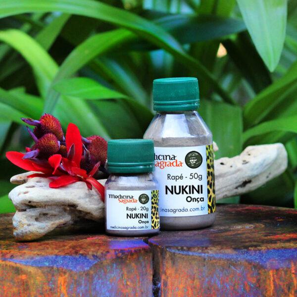 Rapé Nukini Onça Medicina Sagrada