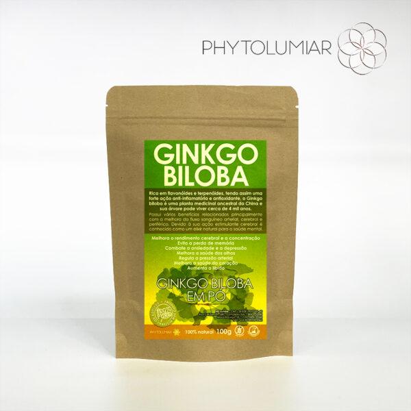 Ginkgo Biloba PHYTOLUMIAR